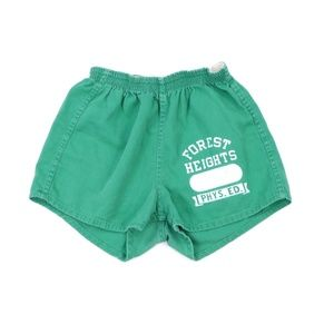 60s Champion Products Cotton Shorts USA Mens Small